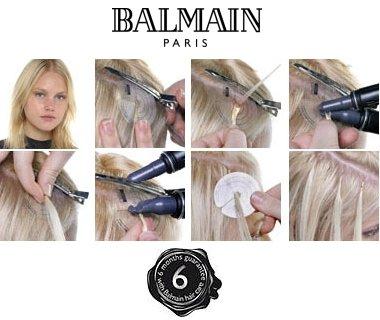 hot products authorized site sells POSE D'EXTENSION BALMAIN HAIR PARIS A ROUEN